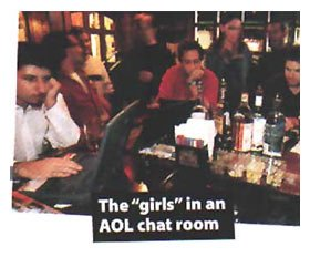 chat rooms in reality.